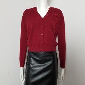 ⬇️ NEW Molly Bracken Red Cardigan XS/S